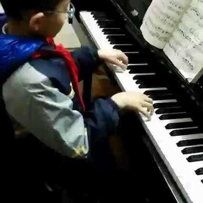 《彩云追月》钢琴演奏!