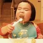 某个晚餐。#可爱吃货小萌妞##吃货小蛮#