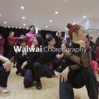 美美的WaiWai女神的Waacking寒假特训视频来咯😘这次特训中童鞋们是不是又有了许多新的收获呢😉#舞蹈##Waacking##女神#