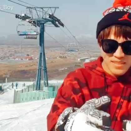 2017 滑雪记录 南山滑雪场 #滑雪##单板滑雪##我的单板滑雪日记##我爱单板#