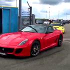 极限驾驶乐趣 法拉利599 GTO赛道狂飙