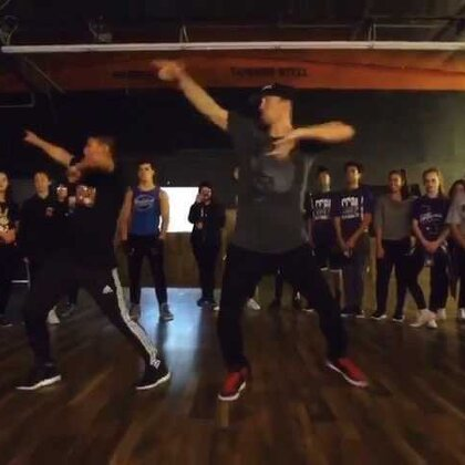 RUN UP - Major Lazer ft Nicki Minaj Dance #舞蹈# MattSteffanina Choreography 【微博美拍同名:I_AM_Dancer】