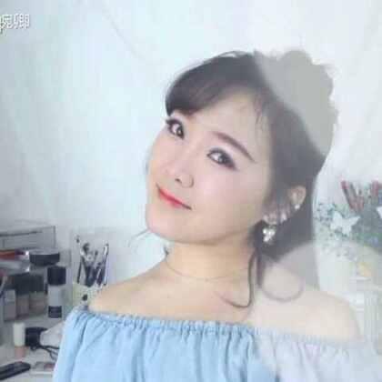 夏日小仙女妆容来了#化妆视频##美妆##美妆时尚#