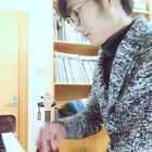 画心 即兴 钢琴#音乐##自拍#