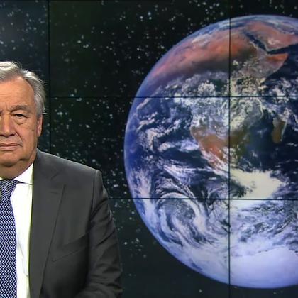 今晚,和联合国一起熄灯,加入#地球一小时#