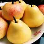 【苹果梨子包】#愚人节美食#吃水果了.吃水果了.吃水果包子了.愚人节要到了.捉弄下明友.当然馅料可以放辣椒.其他馅料.吃起来有不同的味道#美食#