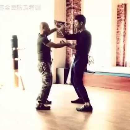 #咏春拳##黐手##训练#