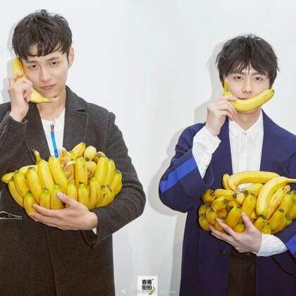 香蕉街拍x姚望 杨业明