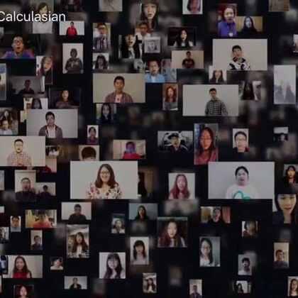 #五月天20周年# 这首200人隔空合唱的五月天《星空》是我和我的清唱团@Calculasian 今年(其实是去年了)做过的最酷的事情了!听到最后成品的时候真的无比的感动。祝@五月天 20周年快乐!咕噜~ #Calculasian星空##黎子明音乐实验室#