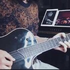 Jam一段blues solo #吉他#