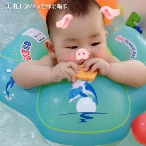 表情猪#视频##吃秀##美拍图片文#-吃秀表情吃货捂脸的微信小孩卡通宝宝图片