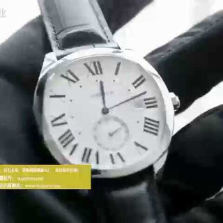 最高版本卡地亚新款枕形男士腕表(正品开模一比一)