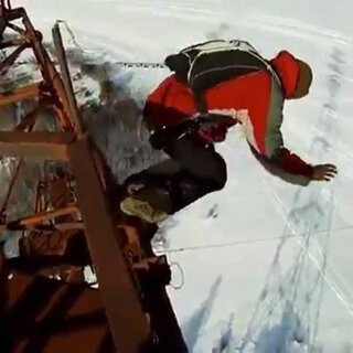 悲剧!降落伞没打开… #高空跳伞##极限运动##逛拍#