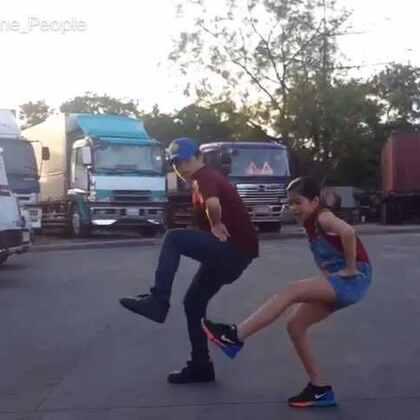 """#舞蹈# Ed Sheeran - Shape Of You Siblings Dance _ Ranz and Niana"""""""