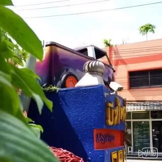 泰国曼谷的一家很有风格的酒店哦!而且性价比很高哦😘#泰国##带着美拍去旅游##泰国曼谷#