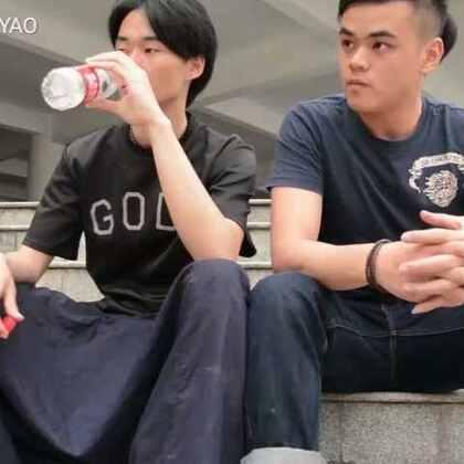 喝水常有的事#热门##搞笑##广州#