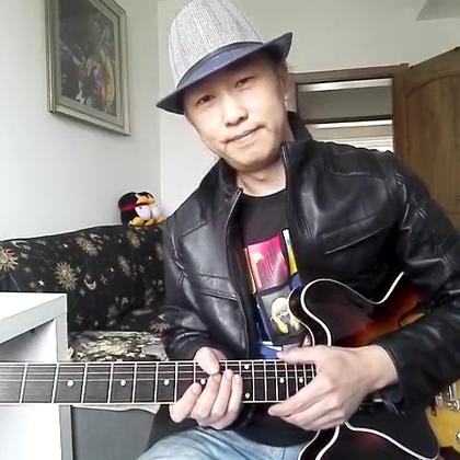 经典布鲁斯乐句分享(7) 弹慢了就不好听的乐句😃 #音乐##吉他##布鲁斯#