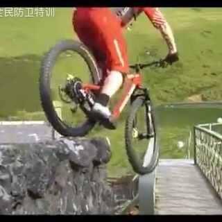#攀爬自行车##爱生活爱旅游#