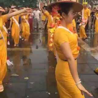 #泼水节##德宏泼水节##舞蹈#