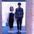 刘璇️王弢×香蕉街拍:听说体育生和艺术生是绝配哦!
