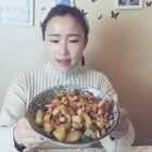 土豆炒鸡腿肉🍗炒鸡好吃,又嫩又鲜美,孩子们也特别喜欢吃!😋#美食##家常菜#