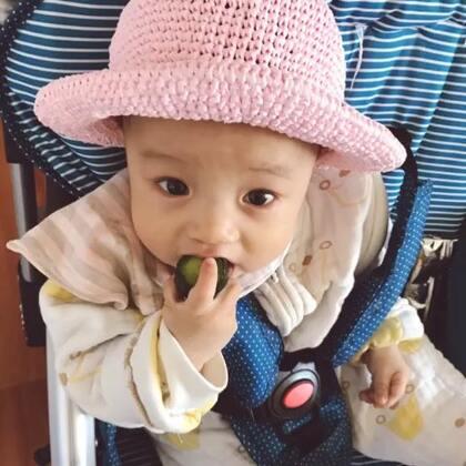 遮阳帽教程已经录好喽,需要的小伙伴可以动手喽😊😊宝宝款成人款亲子款都可以的哦😊😊#手工##宝宝#