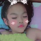 睡美人 #宝宝#不知道明天起来会不会被这丫头扁#随手美拍#我是坑娃的麻麻😏#晚安#魏艺萱