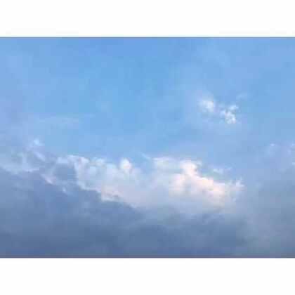 4/23 随手拍的天空😂#手机摄影##延时摄影##iphone延时摄影##天空##我要上热门@美拍小助手#