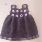 最近一个人带宝宝,所以教程更新的有点慢,正在钩这款背心裙,钩好出教程哦😊😊成人款宝宝款都可以哦😊😊http://c.b0yp.com/h.5qVTfC?cv=RZCurbhiiu&sm=d3acf3 材料:萌娃娃纱线,3.0mm的钩针。美拍也有好多鞋子教程,需要鞋子教程的小伙伴可以翻翻哦😊男宝宝款比较早的时候有录,可以多往前翻一会哦😊#手工##宝宝##穿秀#