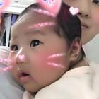 #宝宝#宝贝两个月#美拍表情文##晚安#