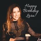 (小编)祝亲爱的Lara生日快乐🎂🎈🎊🎈🎉#生日快乐#