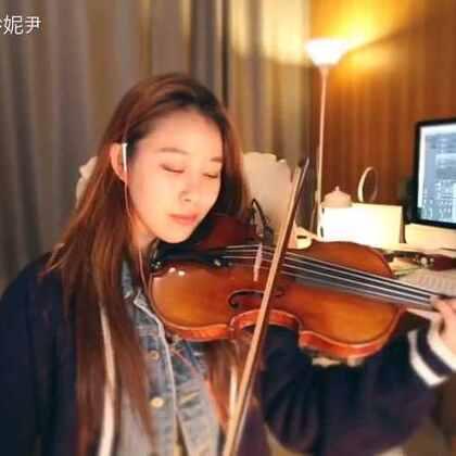 IU-夜信 🌙 #音乐##女神##小提琴#