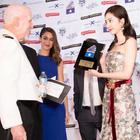 杨幂获第50届休斯顿国际电影节最佳女主角#杨幂##最佳女主角#