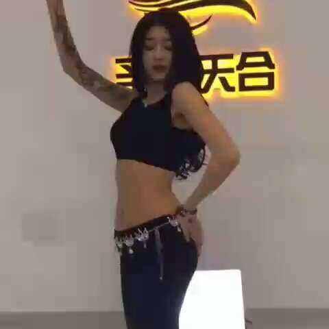#舞蹈##女神##美女热舞#