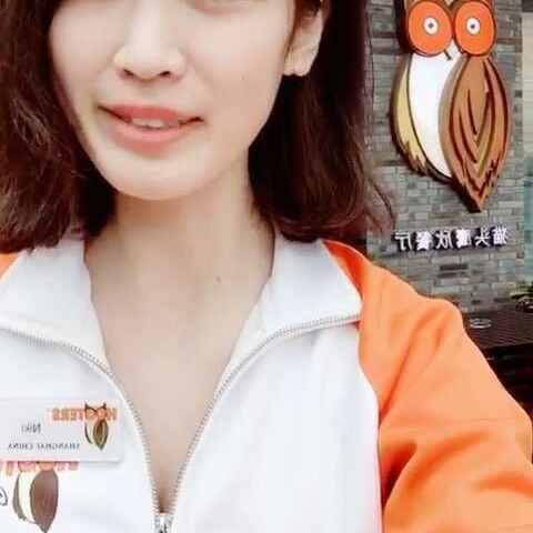 【美国猫头鹰餐厅-中国美拍】#选美大赛#HOOTERS乐城店的Niki...