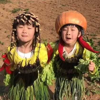#宝宝##搞笑#蔬菜宝宝