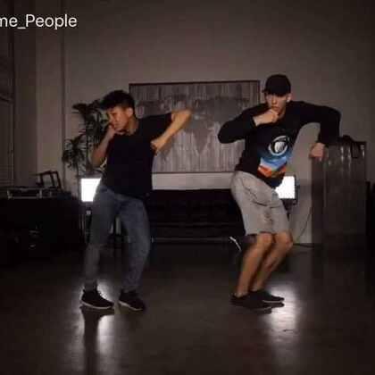 I'M THE ONE - DJ Khaled ft Justin Bieber Dance #舞蹈# MattSteffanina ft Kenneth San