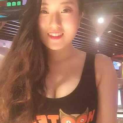 #选美大赛#HOOTERS浦东店的Kira喊你5月20日18:00来乐城店决赛现场一起Happy!