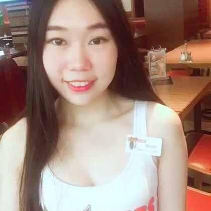 #选美大赛#HOOTERS淮海店的Mischa喊你5月20日18:00来乐城店决赛现场一起Happy!