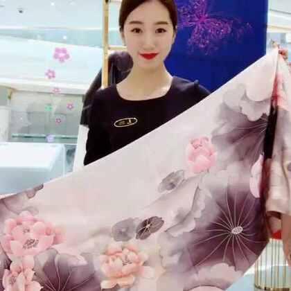 【Jacqueline-嫵woo围巾美拍】17-05-10 12:37