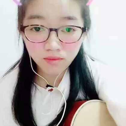 #全民吐爱心##音乐##吉他弹唱#在路上