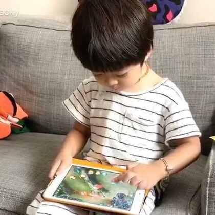 #年年说话##年 三岁##宝宝#王者荣耀的玩家们,有没有想过你们的队友可能是个三岁多点的孩子呢🌚