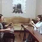 战台风!双筝版#5分钟美拍##U乐国际娱乐#喜欢的朋友可以加微信jj0516zheng
