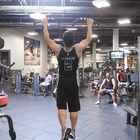 健身如果没打卡,是不是等于没去?😂😂😂