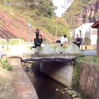 【跑酷小松】飞河#跑酷#