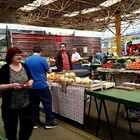 萨拉热窝水果市场