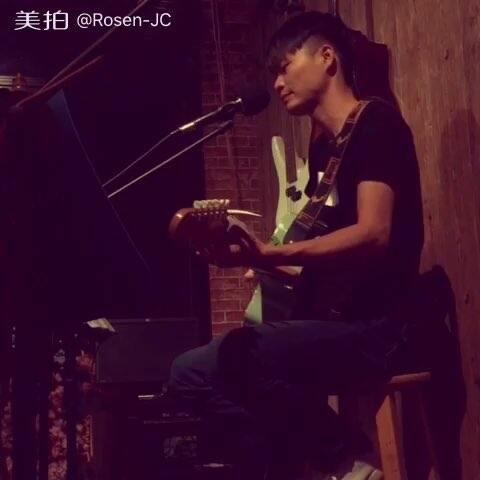 他弹唱杨千嬅 少女的祈祷
