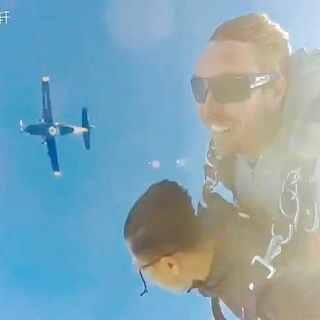 231°世界 | 澳大利亚·黄金海岸·拜伦湾 人生第一跳的好地方!#旅行在路上##高空跳伞#