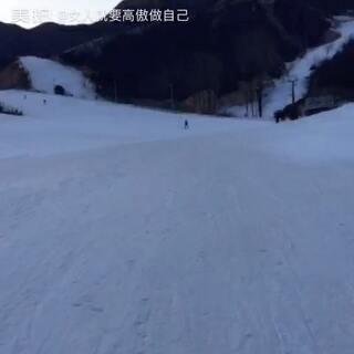 #随手美拍##单板滑雪#