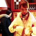 #杨紫#《欢乐颂2》番外篇3:小蚯蚓片场尬玩无聊游戏
